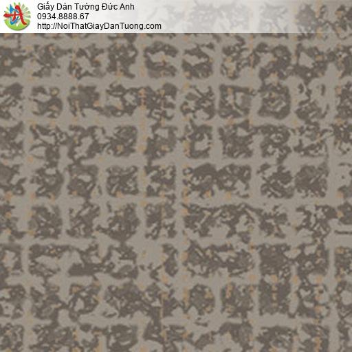 5553-5 Giấy dán tường màu nâu vàng, giấy dán tường mới 2020 ở Tphcm