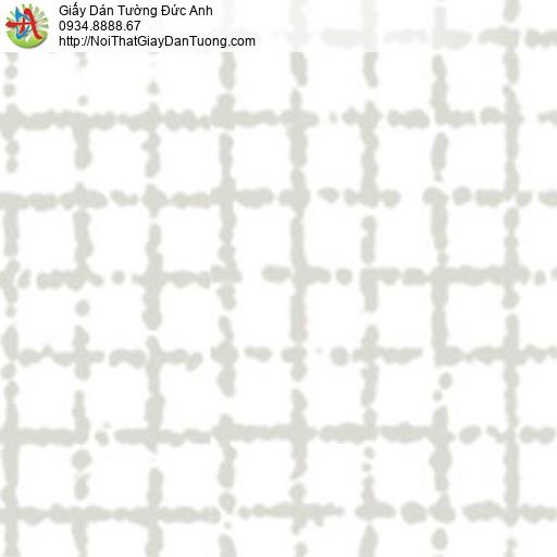 5554-1 Giấy dán tường họa tiết ô vuông màu trắng,giấy dán tường Quận 6
