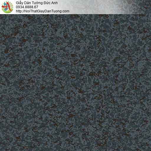 5556-5 Giấy dán tường họa tiết giả vân đá hoa cương màu xanh than đậm