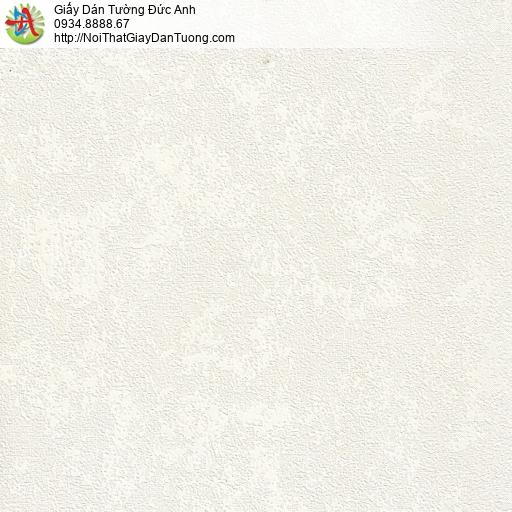 M80001 Giấy dán tường gân nổi màu trắng, giấy dán tường Đức Anh