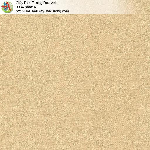 M80002 Giấy dán tường màu vàng, giấy gân màu vàng tại Tphcm