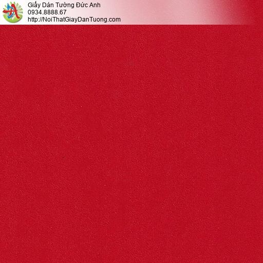 M80003 Giấy dán tường màu đỏ, giấy gân nổi màu đỏ tại Huyện Bình Chánh