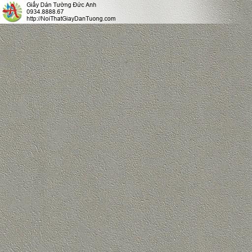 M80006 Giấy dán tường màu ghi, giấy màu rêu ở quận 5 Tphcm