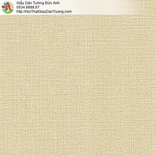 M80013 Giấy dán tường màu vàng, giấy gân màu vàng hiện đại đẹp nhất 20