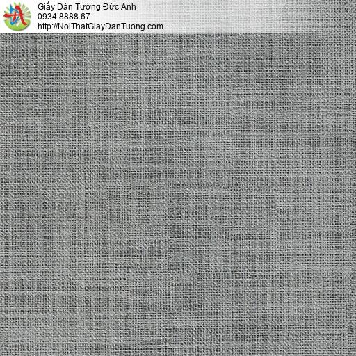 M80017 Giấy dán tường màu xám, mẫu giấy gân điểm nhấn đẹp tại Tpchm