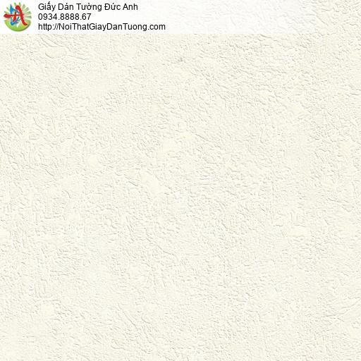 M80022 Giấy dán tường gân màu kem, màu vàng nhạt đơn giản hiện đại