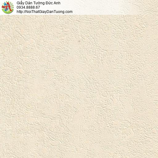 M80023 Giấy dán tường gân lơn màu vàng nhạt, thuê thợ giấy dán tường