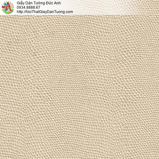 M80041 Giấy dán tường màu đất, màu cam nhạt, giấy gân lỗ nhỏ sần sùi