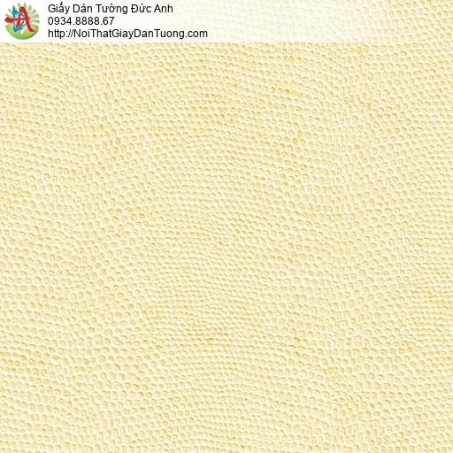 M80042 Giấy dán tường dạng gân lỗ, gân lõm màu vàng nhạt tạp Tphcm
