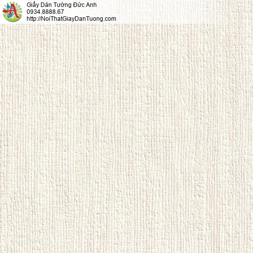 M80054 Giấy dán tường dạng gân màu kem, bán giấy dán tường quận 6