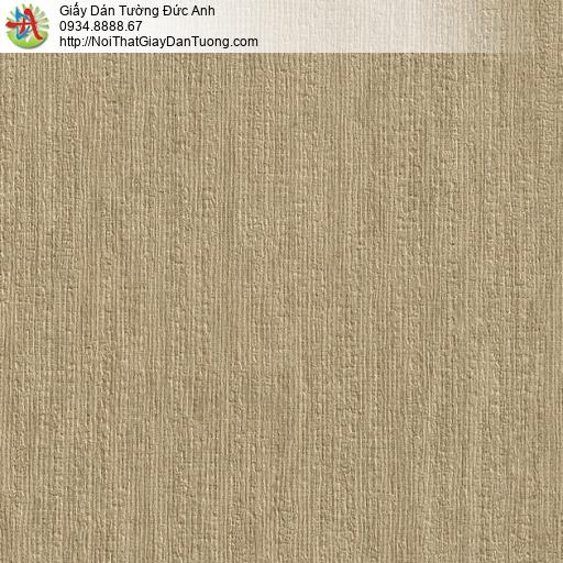 M80056 Giấy dán tường dạng gân màu vàng đậm màu vàng đồng, Q Bình Tân