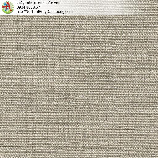 M80084 Giấy dán tường gân màu nâu nhạt, cho thuê thợ giấy dán tường