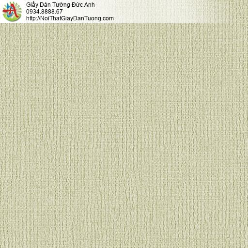 3801-3 Giấy dán tường dạng gân màu vàng nhạt, bán giấy quận Bình Tân