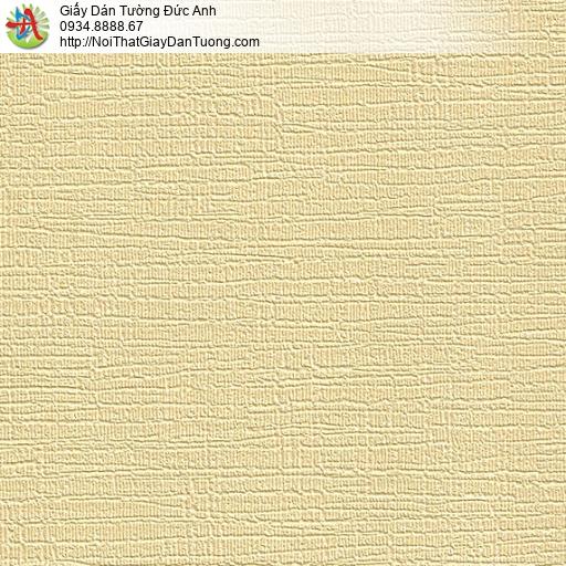M80093 Giấy dán tường gân màu vàng, giấy dán tường ở huyện Bình Chánh