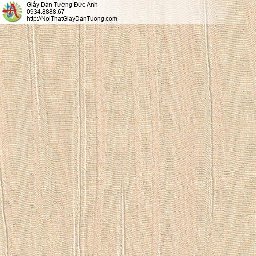 M80112 Giấy dán tường gân to, giấy gân lớn màu cam, màu nâu đỏ