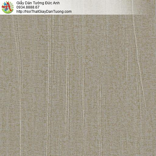 M80114 Giấy dán tường vân lớn, giấy dán tường màu nâu đất