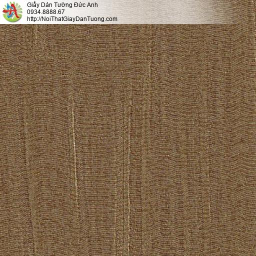 M80115 Giấy dán tường màu nâu đất, giấy vân to, vân lớn tại Tphcm