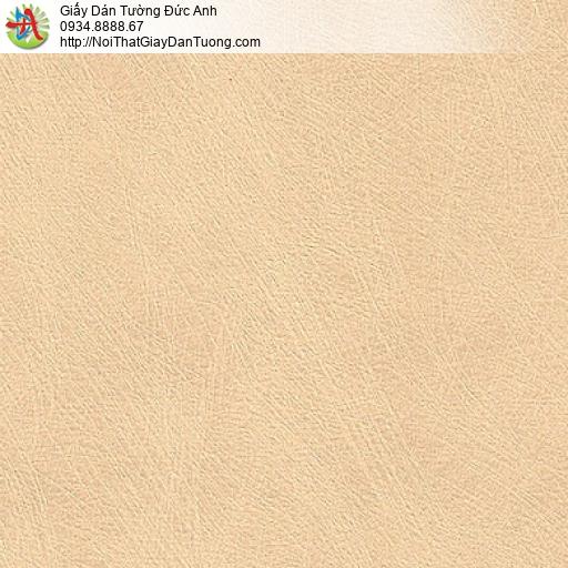 M80124 Giấy dán tường gân xước màu cam, giấy màu cam đẹp hiện đại