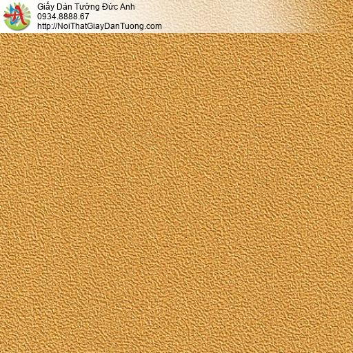 M80134 Giấy dán tường màu cam, giấy gân trơn màu cam tươi hiện đại 20