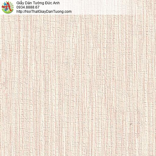 M80146 Giấy dán tường màu hồng nhạt, giấy gân lớn hiện đại 2020