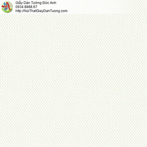 3812-1 Giấy dán tường gân trơn màu xanh nhạt, giấy gân trơn đơn giản