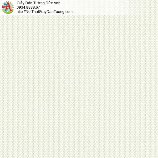3813-13 Giấy dán tường ca rô màu kem, dạng ca rô màu vàng nhạt