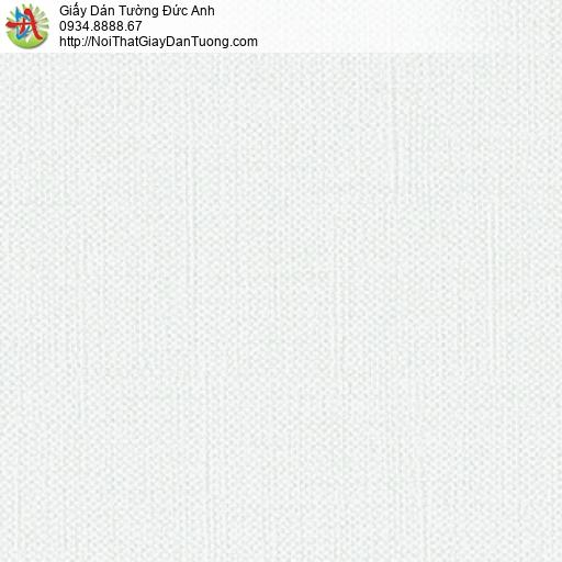 3814-1 Giấy dán tường trơn màu trắng, giấy màu kem nhạt hiện đại