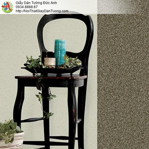 3815-2 Giấy dán tường dạng bột cát mà vàng kem,giấy dán tường hiện đại