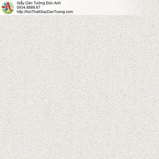 63101 - Giấy dán tường dạng trơn gân nhỏ màu xám nhạt