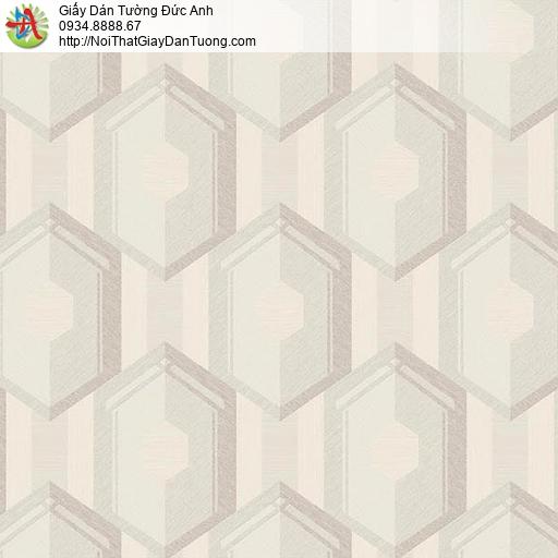 63052- Giấy dán tường 3D màu vàng cam nhạt, giấy điểm nhấn phòng khách