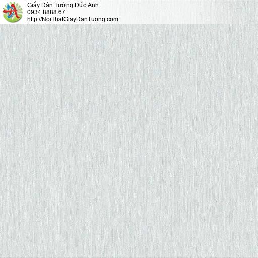 63062 - Giấy dán tường trơn một màu, giây đơn sắc màu xám xanh nhạt