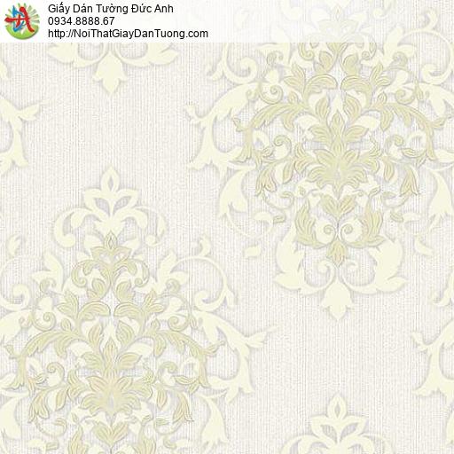 10053 - Giấy dán tường hoa văn Châu Âu phong cách cổ điển