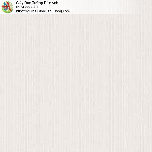 10071 - Giấy dán tường màu hồng lợt, hồng nhạt, giấy trơn màu kem