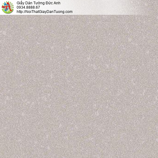 10143 - Giấy dán tường gân trơn đơn giản màu nâu, hoa văn đơn giản
