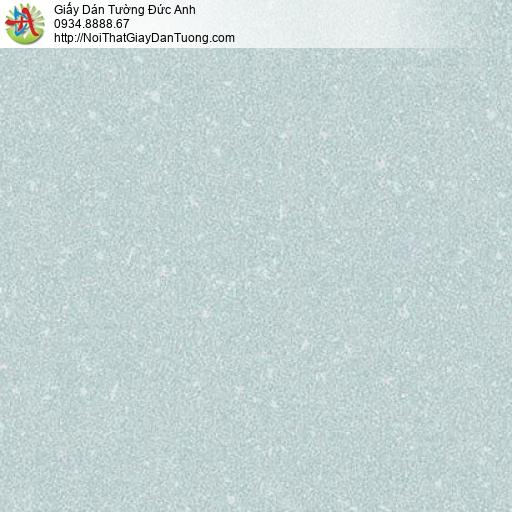 10145 - Giấy dán tường gân trơn đơn giản màu xanh biển, xanh da trời
