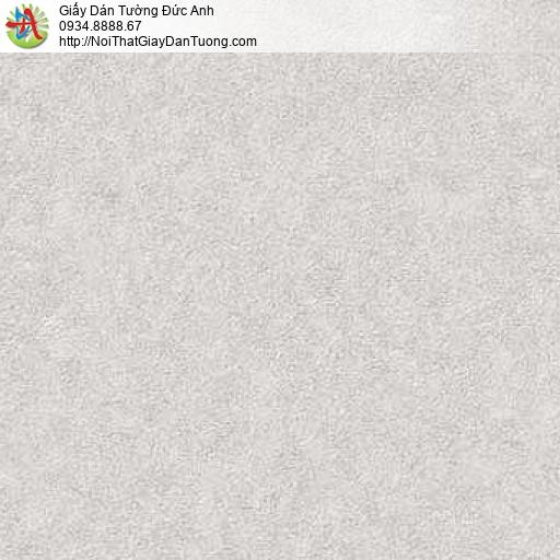 63021-Giấy dán tường trơn gân đơn giản màu xám, giấy dán tường đơn sắc