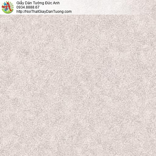 63023 - Giấy dán tường trơn gân đơn giản màu hồng, giấy đơn sắc