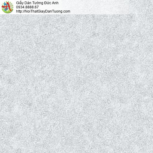63024 - Giấy dán tường dạng trơn gân đơn giản màu xám xanh