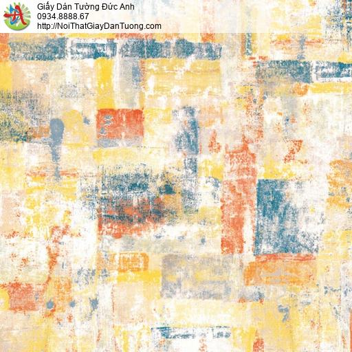 8804-1 - Giấy dán tường dạng tường sơn loang màu cho quán cà phê
