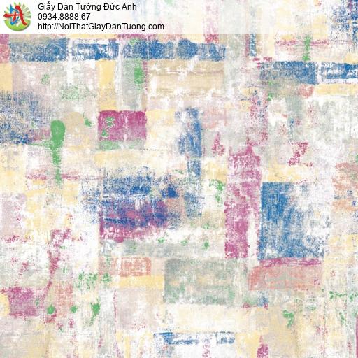 8804-3 - Giấy dán tường mảng tường màu loang sơn tường cho nhà hàng