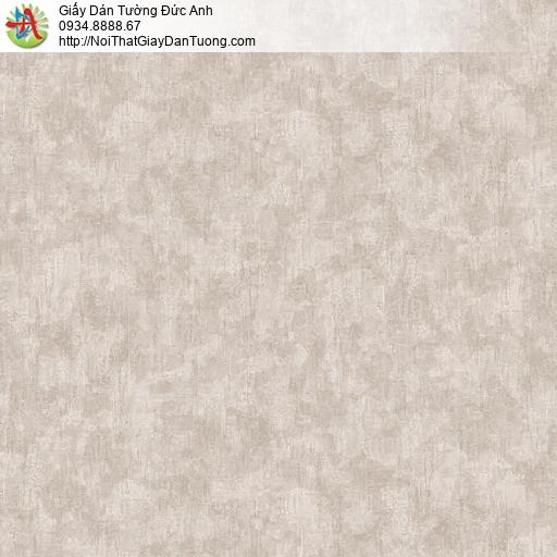 8806-4 - Giấy dán tường hoa văn bê tông màu nâu nhạt, họa tiêt bê tông