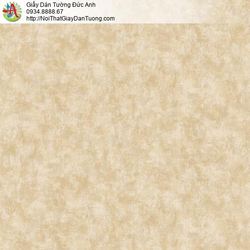 8806-5 - Giấy dán tường giả bê tông màu vàng, họa tiết dạng bê tông