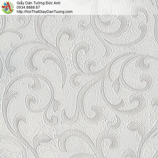 8812-2 - Giấy dán tường hoa văn màu xám, màu bê tông, xám tro