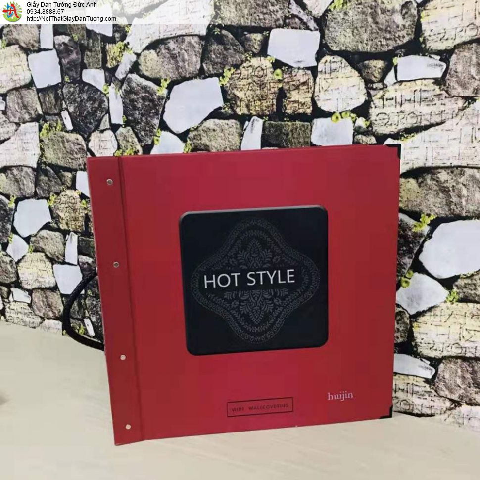 Hot style, Giấy dán tường Hot Style 2020