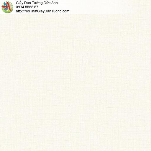 25006-2 - Giấy dán tường màu vàng kem, giấy dán tường trơn đơn giản