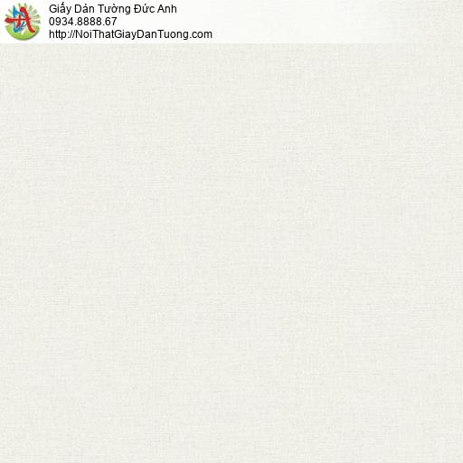 25015-1 - Giấy dán tường trơn màu kem xanh, giấy gân trơn hiện đại