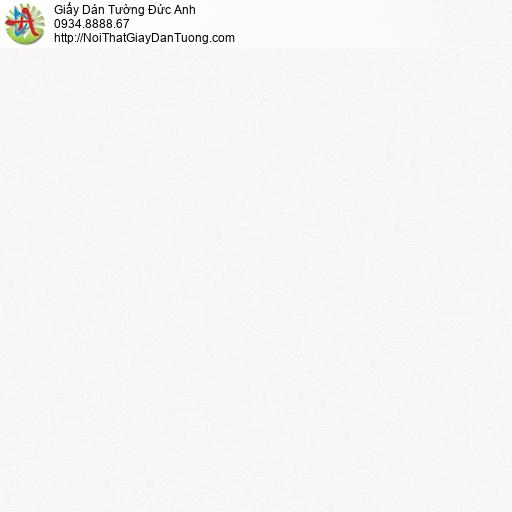 25015-8 - Giấy dán tường dang trơn màu trắng kem, trơn trắng đơn giản
