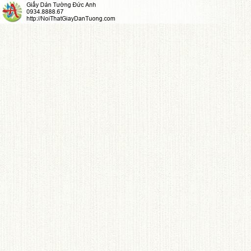 25031-1 - Giấy dán tường sọc nhỏ, sọc nhuyễn màu trắng, kẻ sọc màu kem