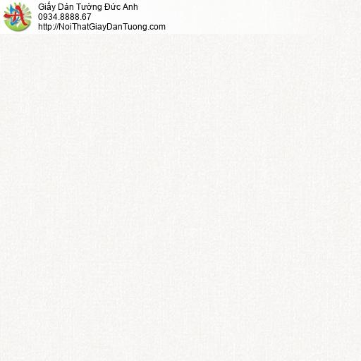 25036-1 - Giấy dán tường gân nhỏ màu trắng, giấy gân đơn giản hiện đại