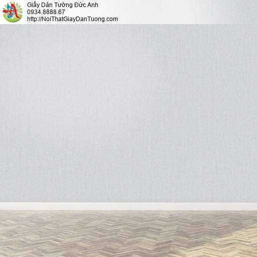 25036-4 - Giấy dán tường gân màu xám, gân xám, trơn xám, hiện đại